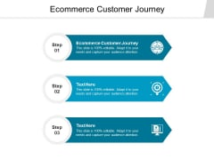 Ecommerce Customer Journey Ppt PowerPoint Presentation Slides Topics Cpb