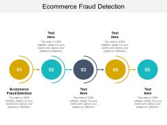 Ecommerce Fraud Detection Ppt PowerPoint Presentation Portfolio Rules Cpb Pdf
