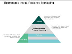 Ecommerce Image Presence Monitoring Ppt PowerPoint Presentation Visual Aids Files Cpb