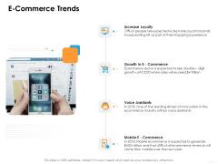 Ecommerce Management E Commerce Trends Ppt Styles Templates PDF