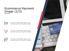 Ecommerce Payment Image Communication Ppt PowerPoint Presentation Icon Good