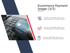 Ecommerce Payment Image Finance Ppt PowerPoint Presentation Model Gridlines