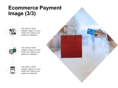 Ecommerce Payment Image Management Ppt PowerPoint Presentation Summary Infographic Template