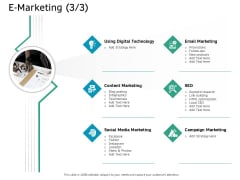 Ecommerce Solution Providers E Marketing Products Ppt Layouts Background PDF