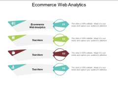 Ecommerce Web Analytics Ppt PowerPoint Presentation Professional Guide Cpb