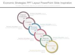 Economic Strategies Ppt Layout Powerpoint Slide Inspiration