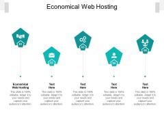 Economical Web Hosting Ppt PowerPoint Presentation Styles Slides Cpb Pdf