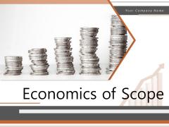 Economics Of Scope Promotion Cost Financial Economies Risk Wearing Economies Ppt PowerPoint Presentation Complete Deck