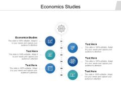 Economics Studies Ppt PowerPoint Presentation File Vector Cpb
