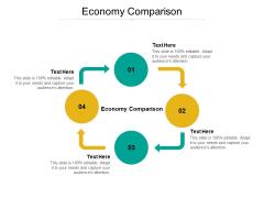 Economy Comparison Ppt PowerPoint Presentation Model Gridlines Cpb