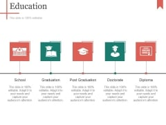 Education Ppt PowerPoint Presentation Icon Design Inspiration