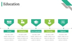 Education Ppt PowerPoint Presentation Portfolio Example File