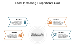 Effect Increasing Proportional Gain Ppt PowerPoint Presentation Infographics Guide Cpb Pdf
