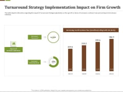 Effective Corporate Management Turnaround Strategy Implementation Impact Firm Growth Guidelines PDF