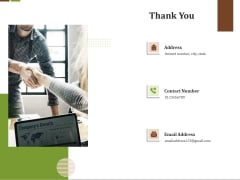 Effective Corporate Turnaround Management Thank You Ppt Icon Example PDF