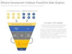Effective Development Initiatives Powerpoint Slide Graphics