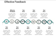 Effective Feedback Ppt PowerPoint Presentation Layouts Information