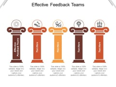 Effective Feedback Teams Ppt PowerPoint Presentation Infographics Professional