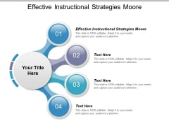 Effective Instructional Strategies Moore Ppt PowerPoint Presentation Pictures Example Topics
