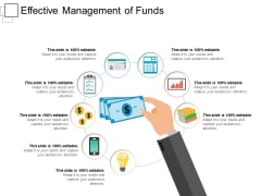 Effective Management Of Funds Ppt PowerPoint Presentation Infographic Template Model