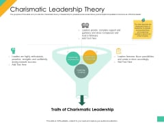 Effective Management Styles For Leaders Charismatic Leadership Theory Designs PDF