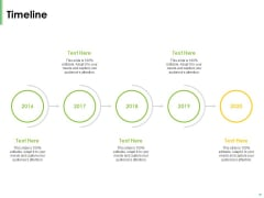 Effective Management Timeline 2016 To 2020 Years Ppt Outline Graphics PDF