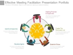 Effective Meeting Facilitation Presentation Portfolio