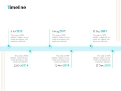 Effective Milestone Scheduling Approach Timeline Ppt PowerPoint Presentation Slides Portrait PDF