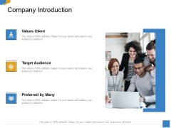 Effective Outcome Launch Roadmap Company Introduction Ppt Styles Elements PDF