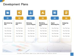 Effective Outcome Launch Roadmap Development Plans Ppt Infographics Graphics Download PDF