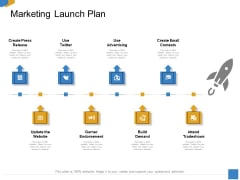 Effective Outcome Launch Roadmap Marketing Launch Plan Ppt Show Layout Ideas PDF
