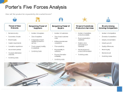 Effective Outcome Launch Roadmap Porters Five Forces Analysis Ppt Professional Ideas PDF