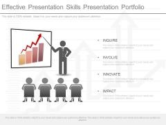 Effective Presentation Skills Presentation Portfolio