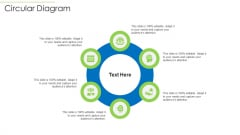 Effective Project Management Enhancing Customer Communication Time Management Circular Diagram Clipart PDF