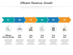 Efficient Revenue Growth Ppt PowerPoint Presentation File Icon Cpb Pdf