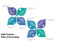 Eight Common Rules Of Accounting Ppt PowerPoint Presentation Gallery Information PDF