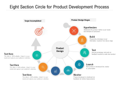 Eight Section Circle For Product Development Process Ppt PowerPoint Presentation File Clipart Images PDF