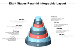 Eight Stages Pyramid Infographic Layout Ppt PowerPoint Presentation Infographics Design Inspiration PDF
