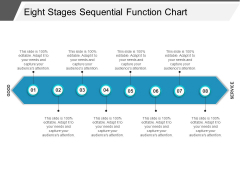 Eight Stages Sequential Function Chart Ppt PowerPoint Presentation Slides Graphics