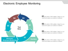 Electronic Employee Monitoring Ppt Powerpoint Presentation Outline Icons Cpb