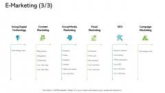 Electronic Enterprise Ebusiness Administration E Marketing Topics PDF