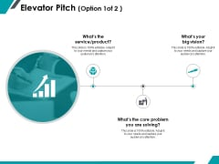 Elevator Pitch Ppt PowerPoint Presentation Guide