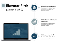 Elevator Pitch Technology Ppt Powerpoint Presentation Infographics Picture
