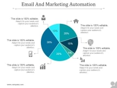 Email And Marketing Automation Ppt PowerPoint Presentation Example File