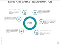 Email And Marketing Automation Ppt PowerPoint Presentation Layout
