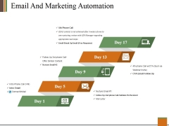 Email And Marketing Automation Ppt PowerPoint Presentation Styles Example Introduction
