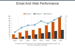 Email And Web Performance Ppt Powerpoint Presentation Summary File Formats