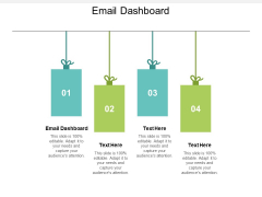 Email Dashboard Ppt PowerPoint Presentation Layouts Model Cpb