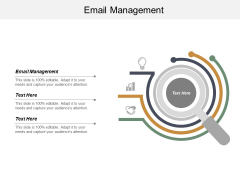 Email Management Ppt PowerPoint Presentation Pictures Elements Cpb