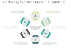 Email Marketing Automation Platform Ppt Example File
